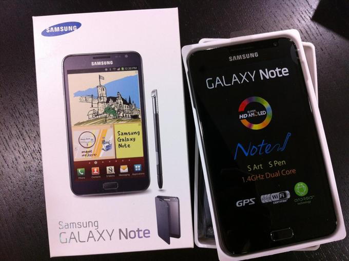 galaxy note n7000 android 4.12