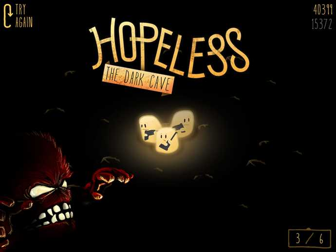 hopeless the dark cave android