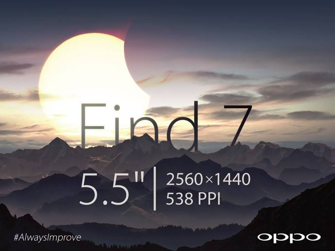 oppo find 7 android