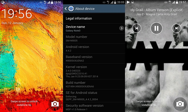 Root Galaxy Note 3 Android 4.4.2