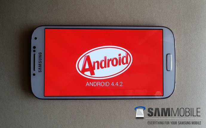 android 4.4.2 galaxy s4