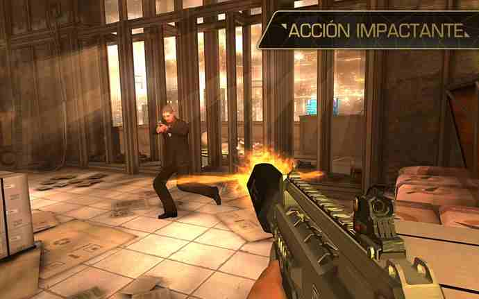 deus ex the fall android