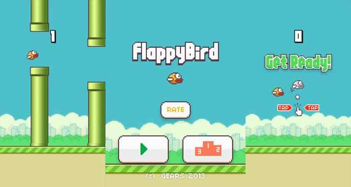 flappy bird android