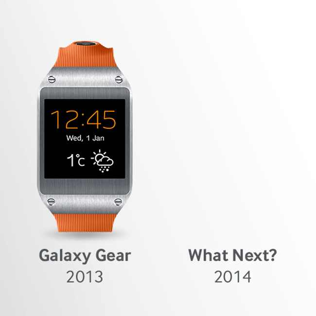 galaxy gear android teaser