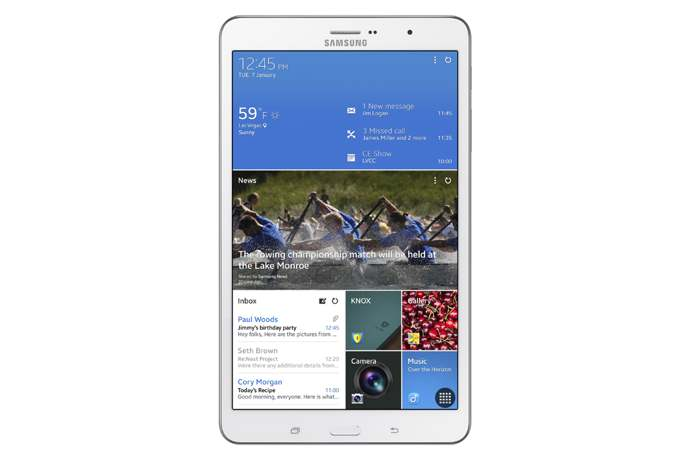 galaxy tab pro 8.4 android