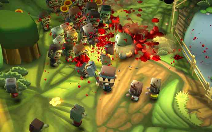 minigore 2 zombies android