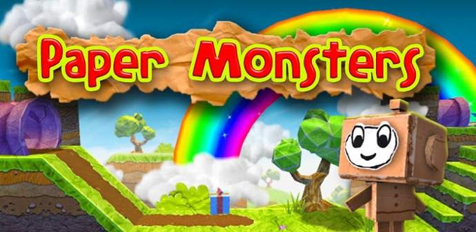 paper monsters android