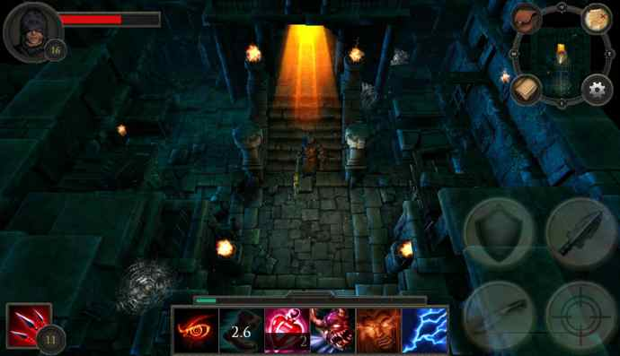 rogue beyond the shadows android