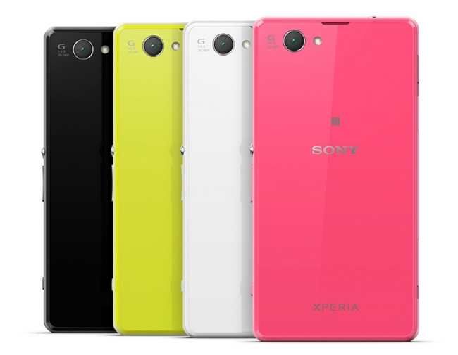 xperia z1 compact android