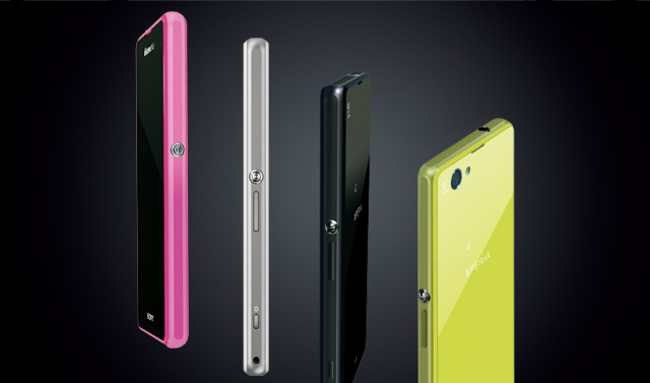 xperia z1 f android