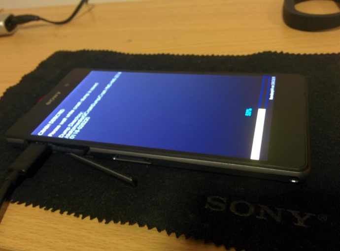 xperia z2 android