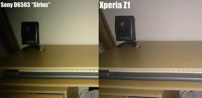 xperia z2 foto android