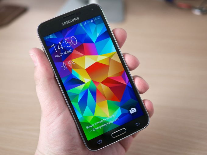 Tutoriales Galaxy S5