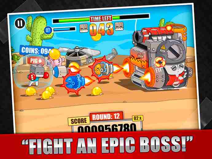 endless boss fight android