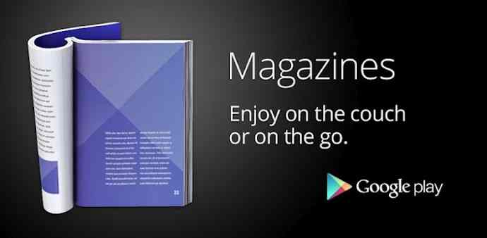 google play magazines android
