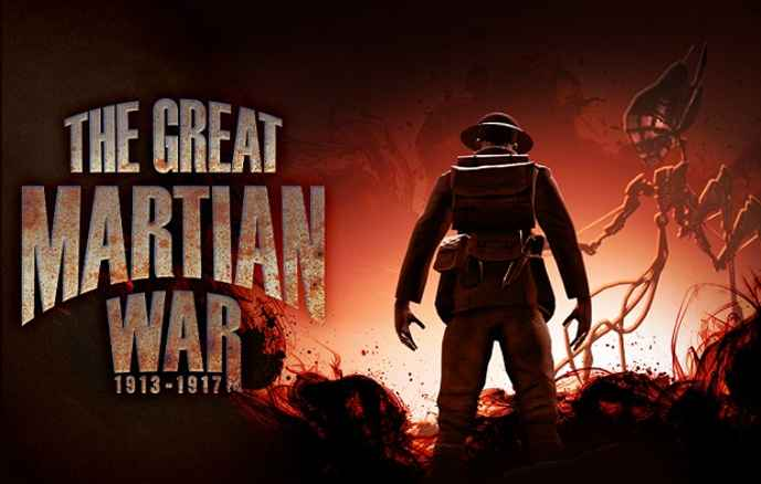 the great martian war android