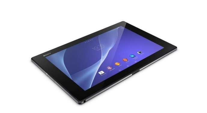 xperia z2 tablet android