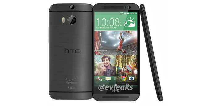 all new htc one android render