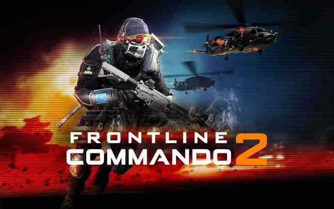 frontline commando 2 android