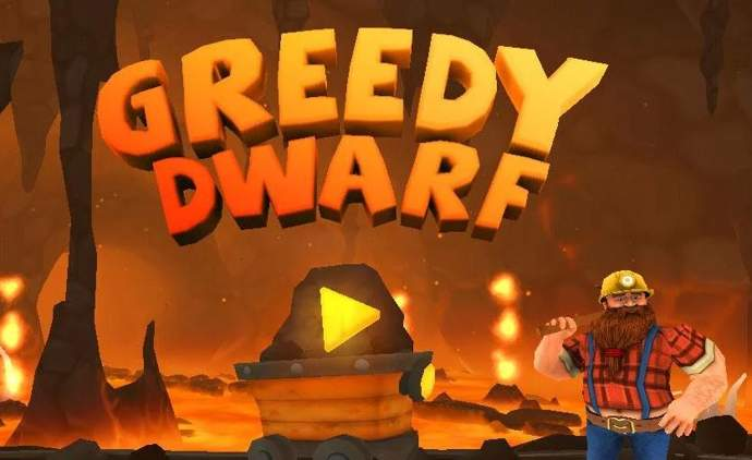 greedy dwarf android