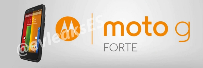 moto g forte android