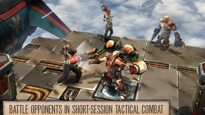 aerena - clash of champions android