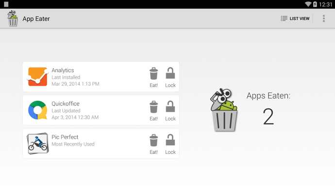 app eater android
