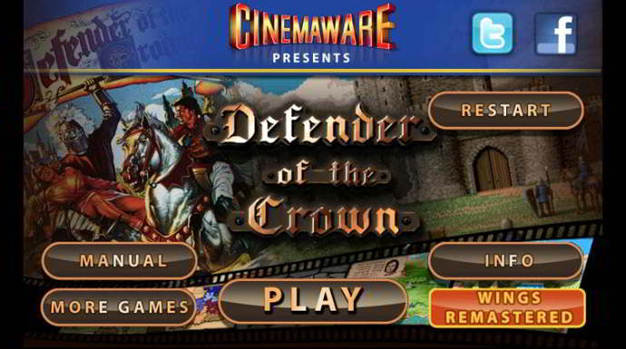 defender of the crown android