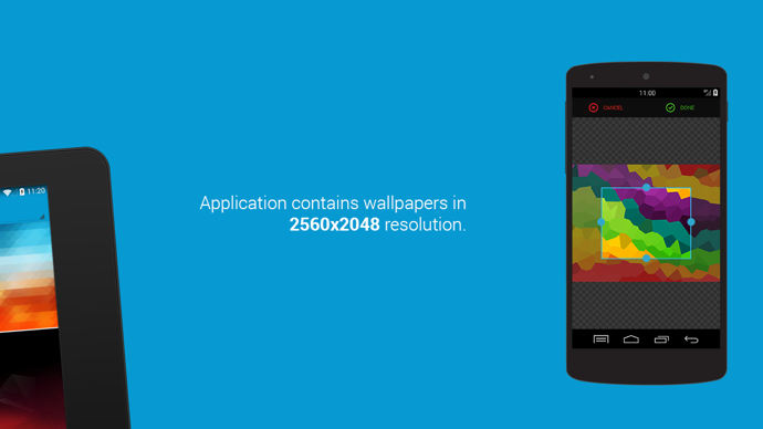 flatwallpapers android
