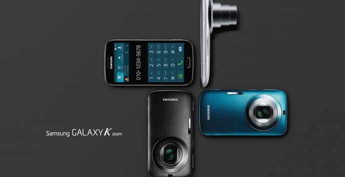 galaxy k zoom android
