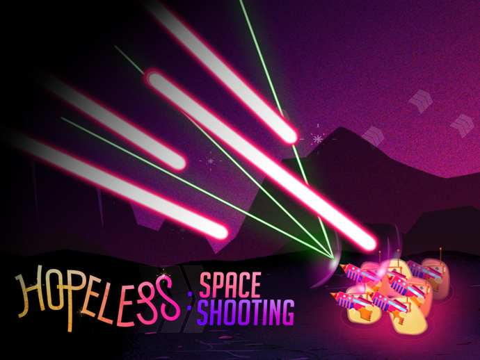 hopeless space shooting android