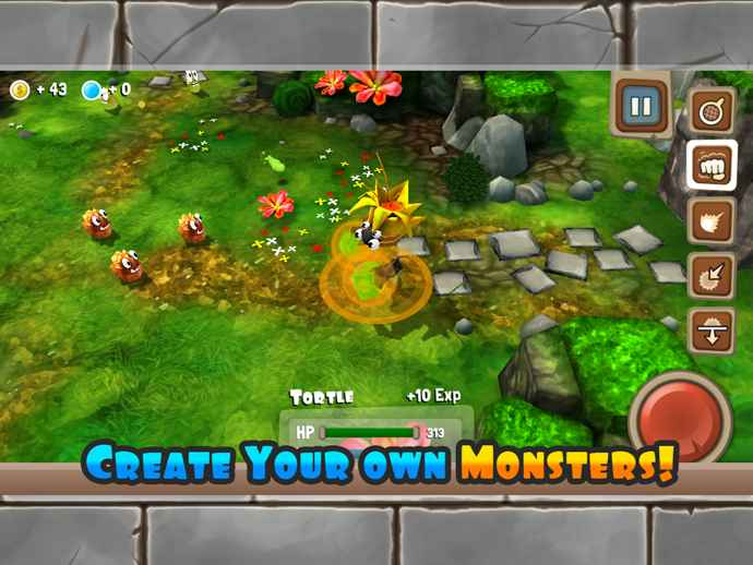 monster adventures android