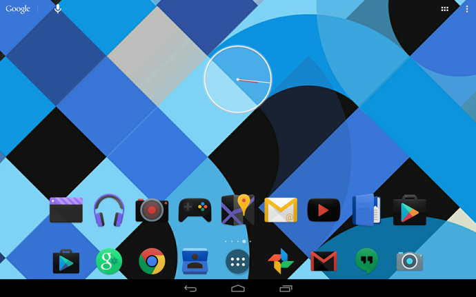 project hera launcher android