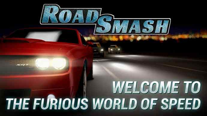 road smash android