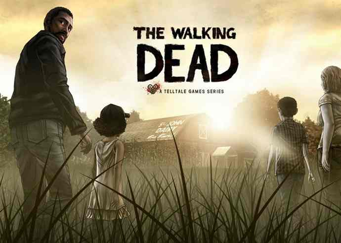 the walking dead season one android