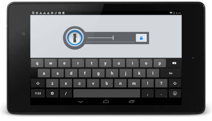 1password 4 android