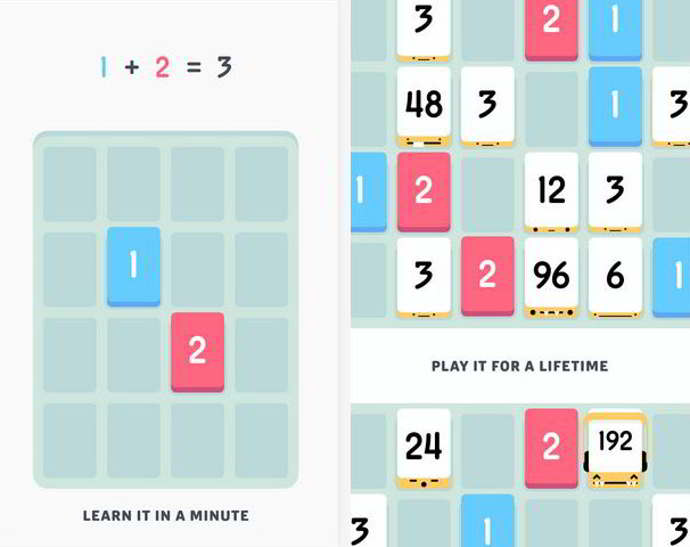 Threes android