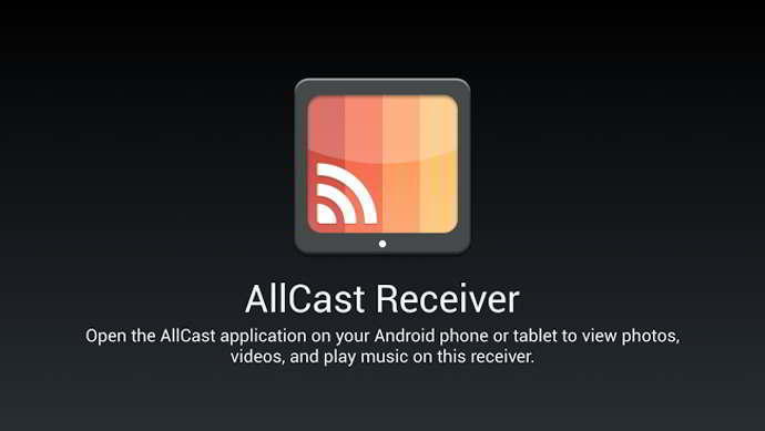 allcast receiver android