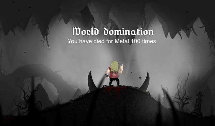 die for metal again android