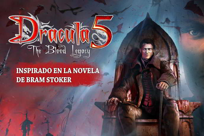 dracula 5 the blood legacy android