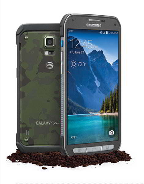 galaxy s5 active android