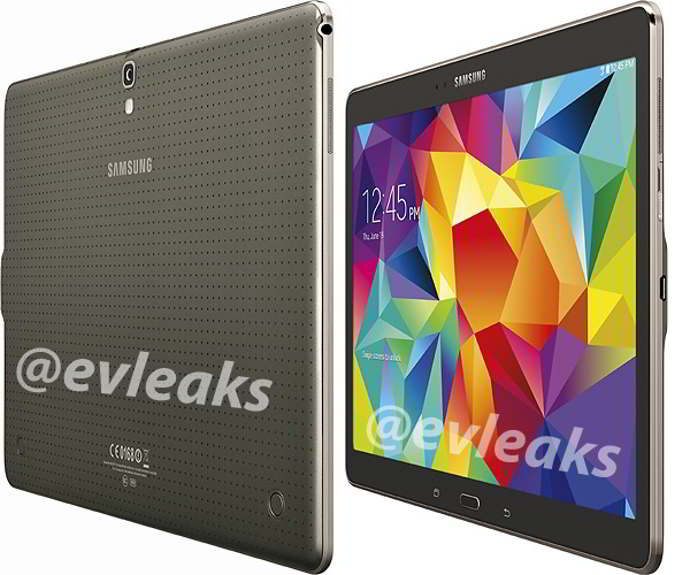 galaxy tab s10.5 android