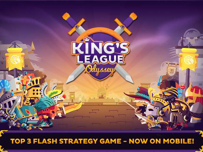 king's league oddysey android