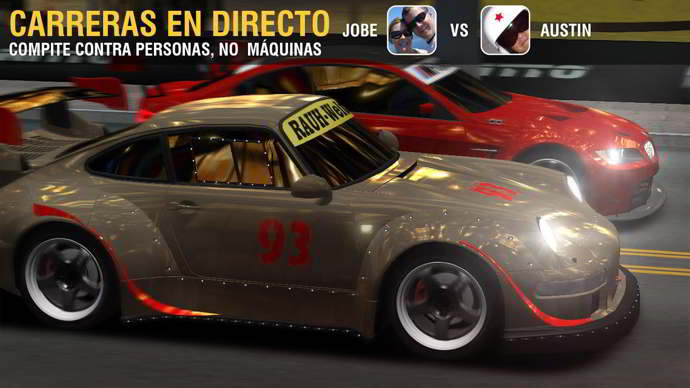 racing rivals android