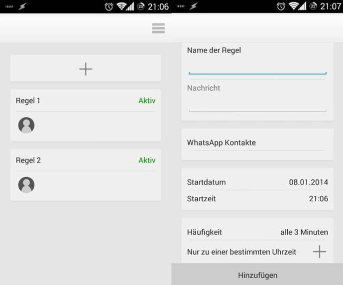 seebye scheduler android