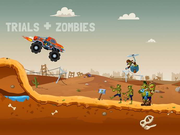 zombie road trip trials android