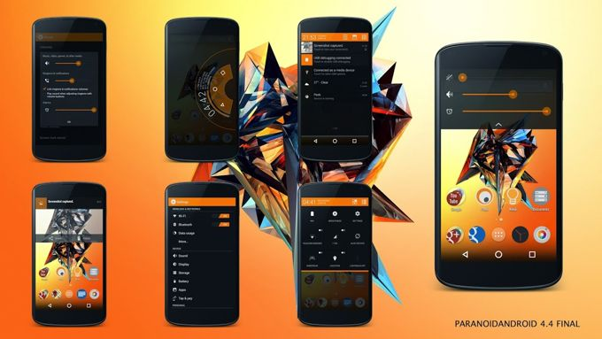 Paranoid Android 4.4.4
