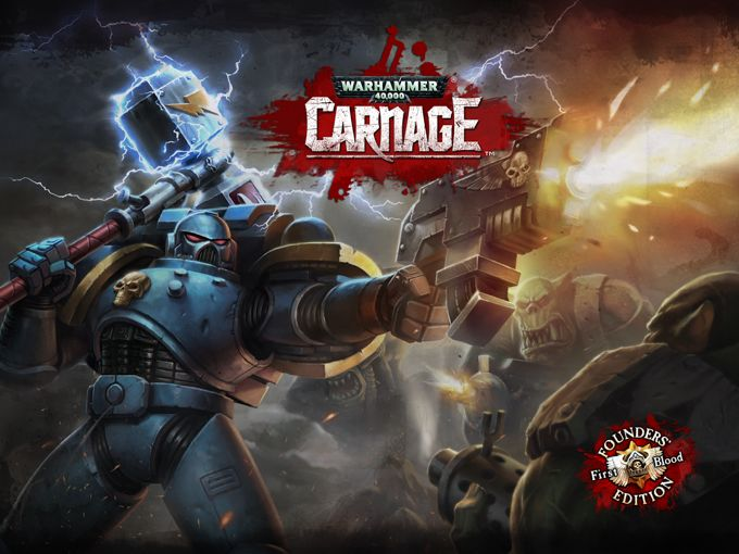 Warhammer 40000 Carnage Android