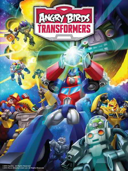 angry birds tsransformers android