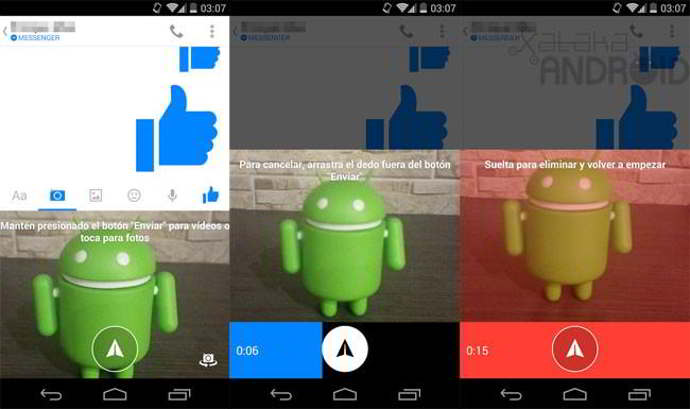 facebook messenger beta v6.0 android